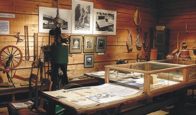 Museot ylakuva