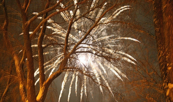 Joulunavaustapahtumia Alavudella