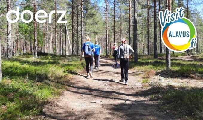 Lisätuloja elämyksiä tarjoamalla - Visit Alavus ottaa käyttöön Doerz-alustan