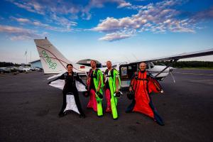 Avoimet ovet Alavuden lentokentällä 25.7.2020, tervetuloa tutustumaan toimintaan!