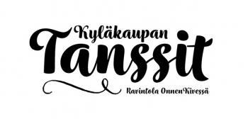 Tuurin Kyläkaupan Ravintola OnnenKiven yläkerrassa tanssitaan kotimaisten huippuartistien tahdissa aina perjantaisin ja lauantaisin klo 19-01.