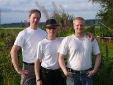 Siikinniemen rantalavalla Alavuden Sapsalammilla 7.8.2021 Esa Rintamäki & Täysikuu
